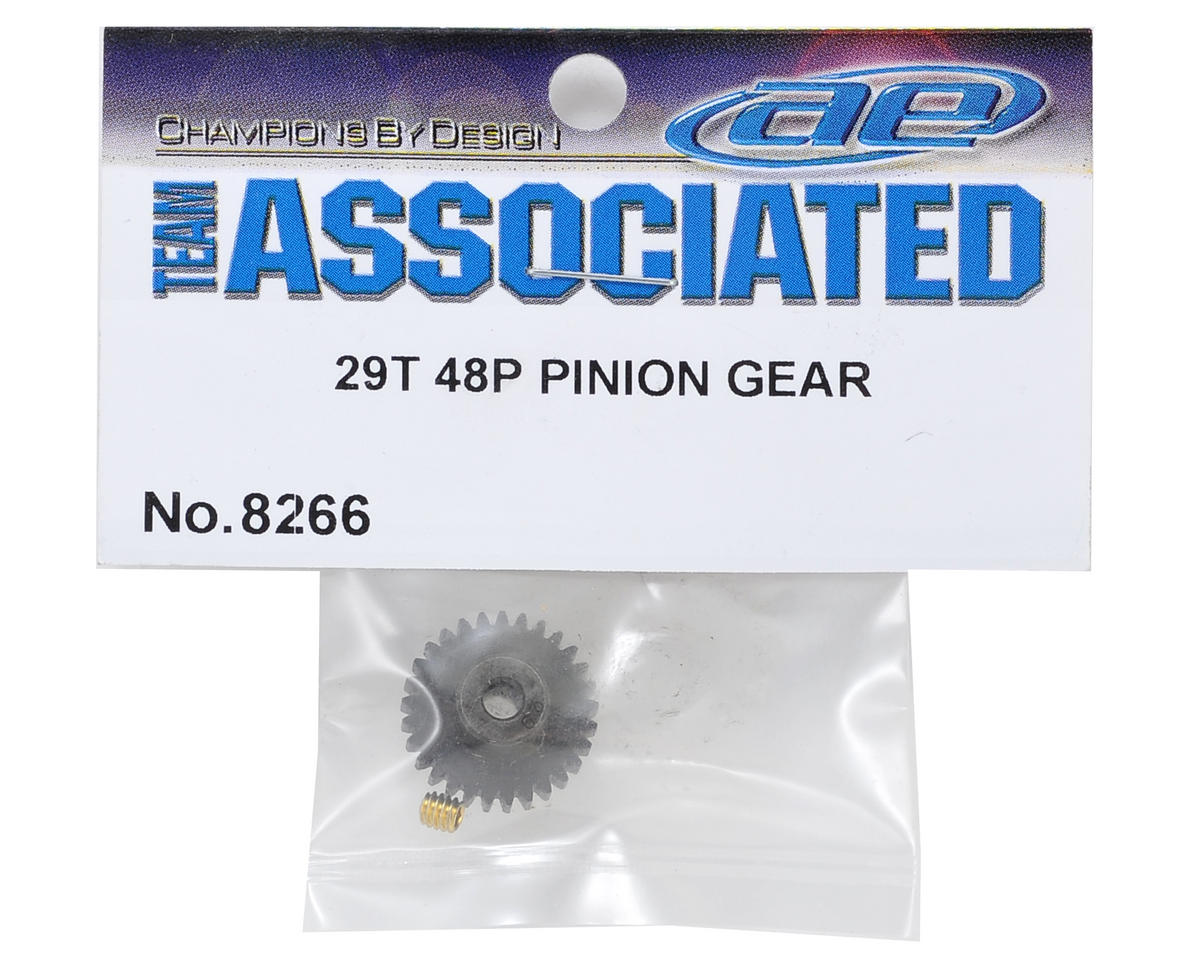 Team Associated 48P Pinion Gear (3.17mm Bore) (29T)