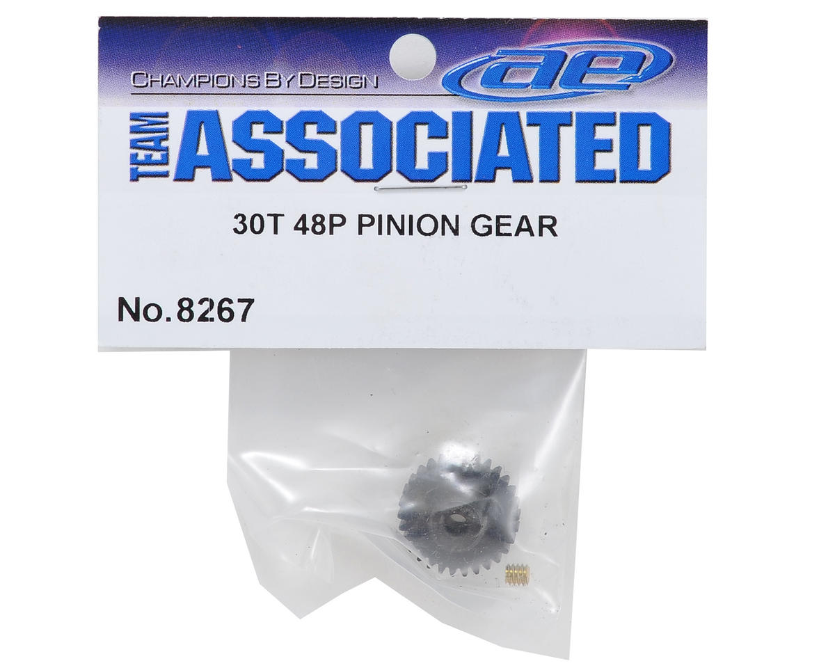 Team Associated 48P Pinion Gear (3.17mm Bore) (30T)