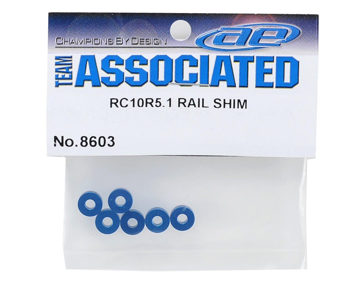 Team Associated Rail Shim (8)