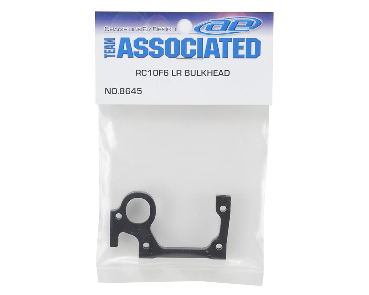Team Associated RC10F6 Left Rear Bulkhead