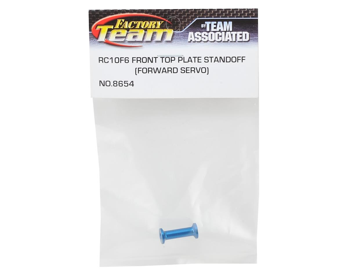 Team Associated RC10F6 Front Top Plate Standoff