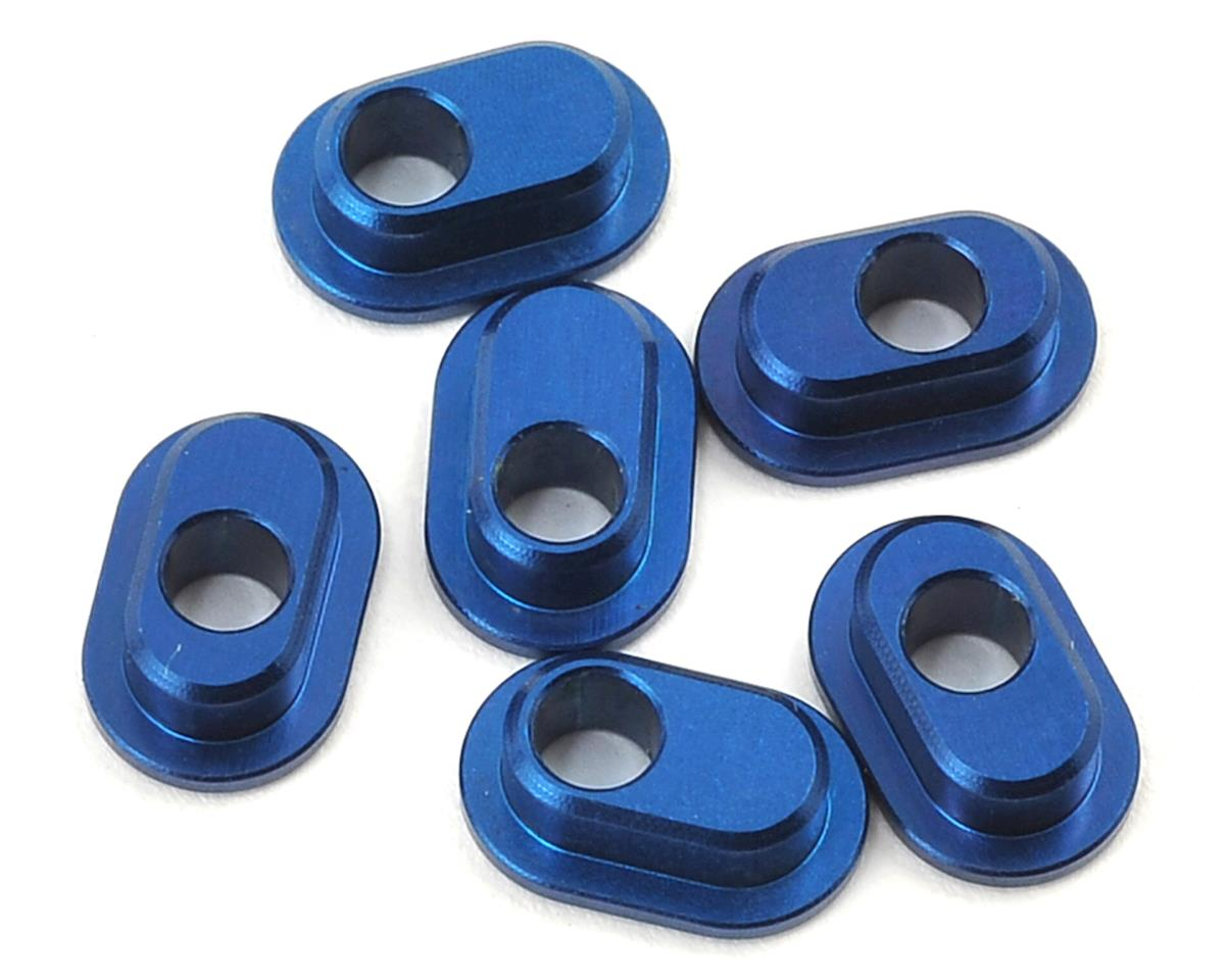 Team Associated RC10F6 Aluminum Caster Bushings