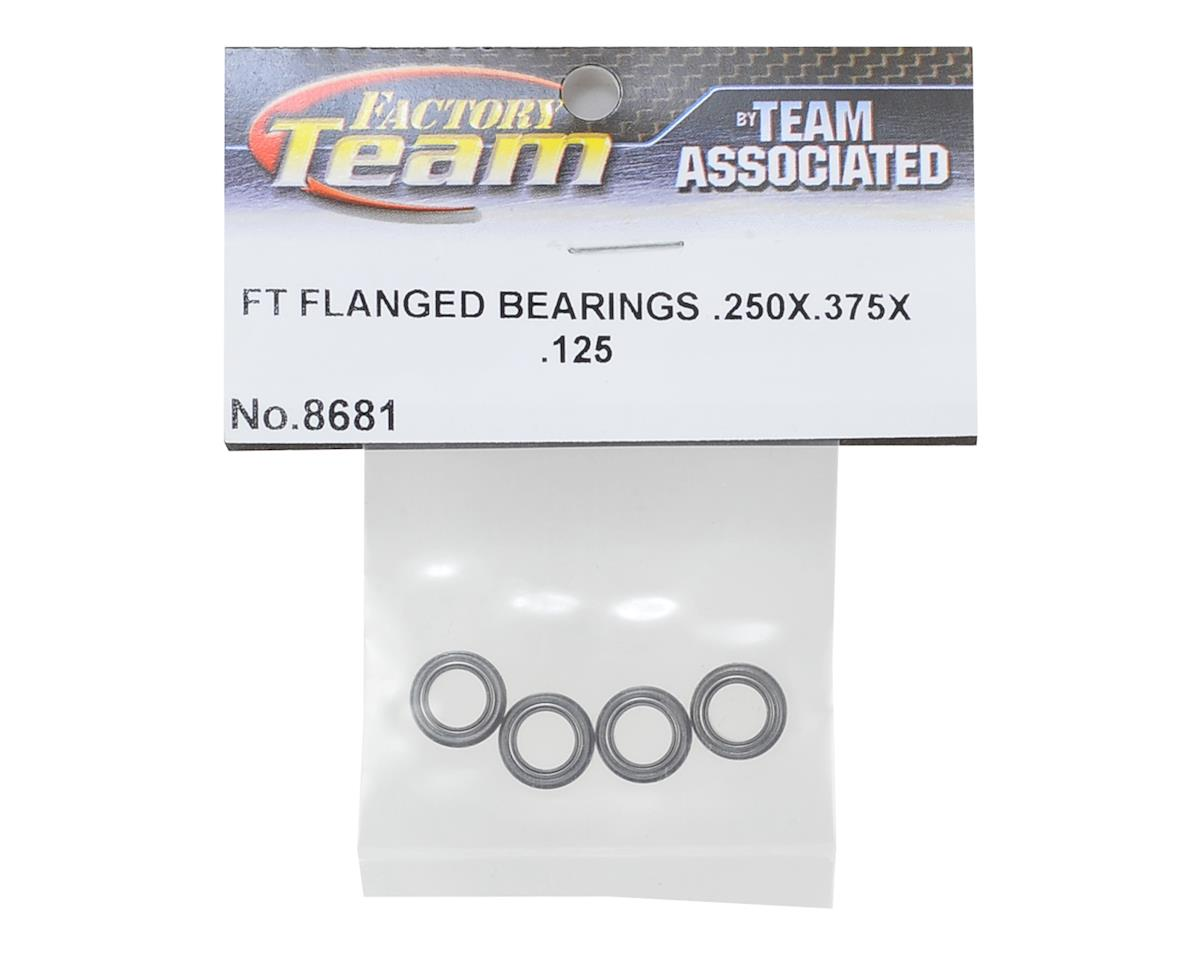 Team Associated Factory Team .250 x .3in Flanged Bearings