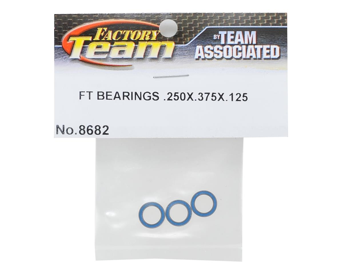 Team Associated Factory Team .250 x .375 x .1in Bearings