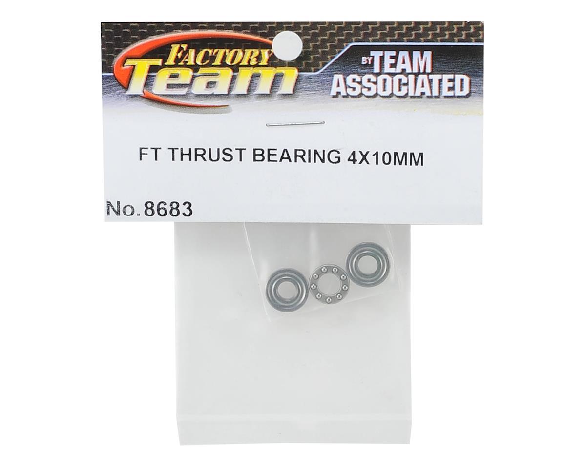 Team Associated Factory Team 4x10mm Thrust Bearing