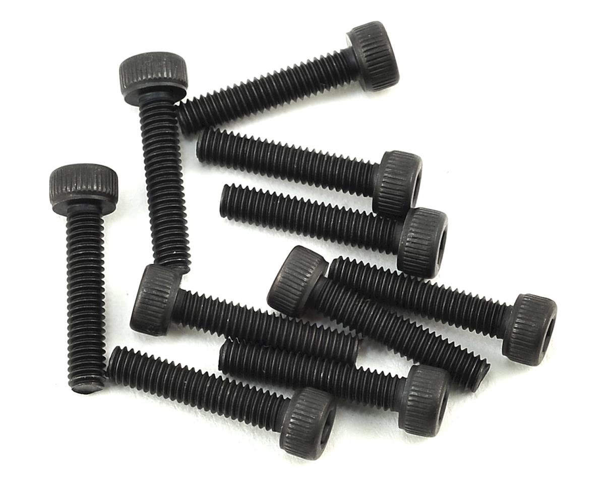 2.5x12mm Socket Heat Hex Screw (10) by Team Associated
