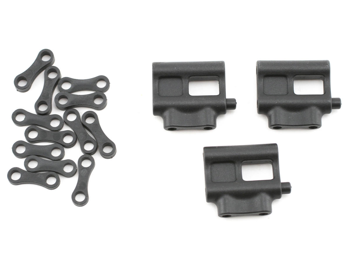 Servo Mount/Spacers (RC8) by Team Associated