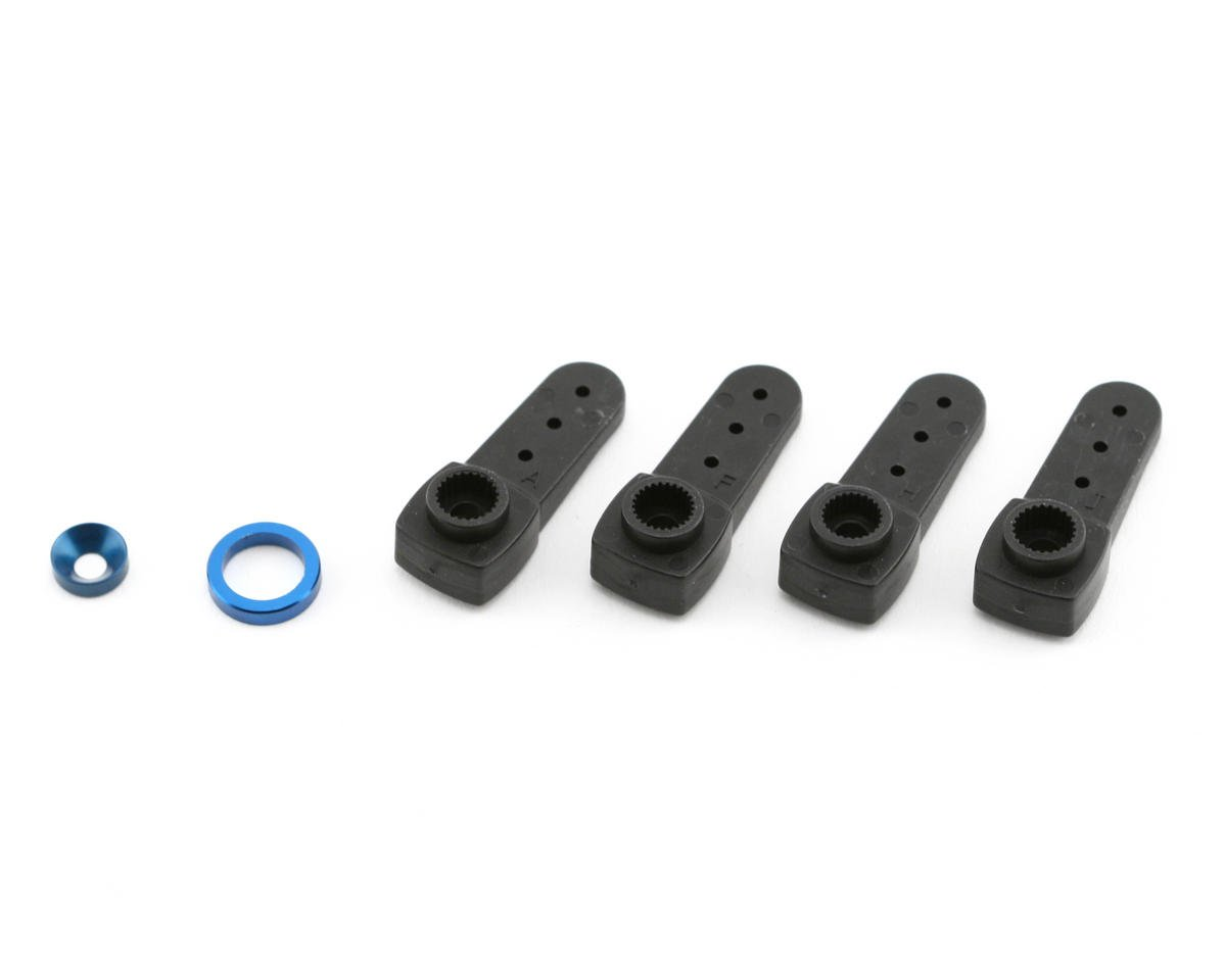 Team Associated RC8.2 RS Steering Servo Horns