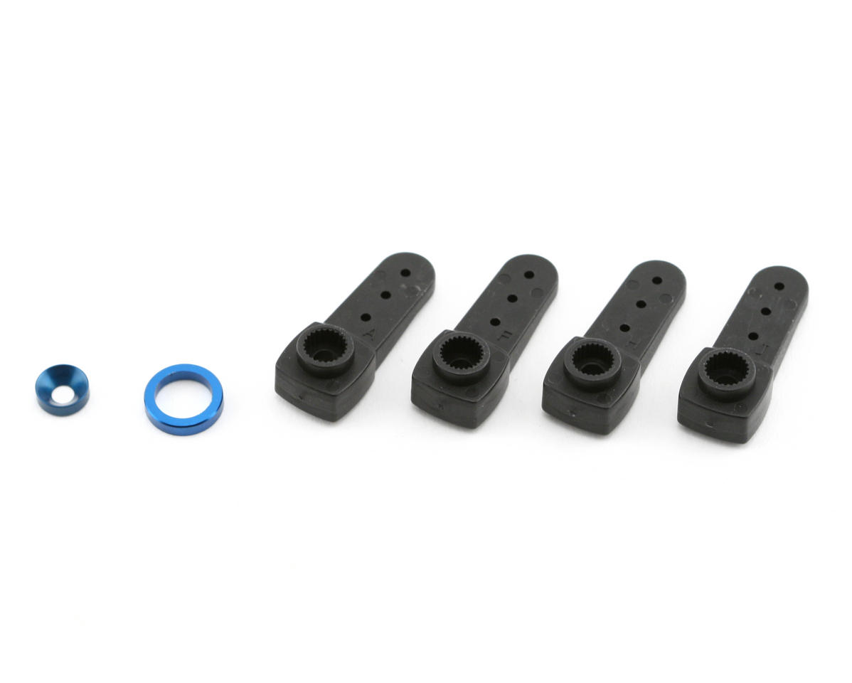 Team Associated RC8.2e Steering Servo Horns