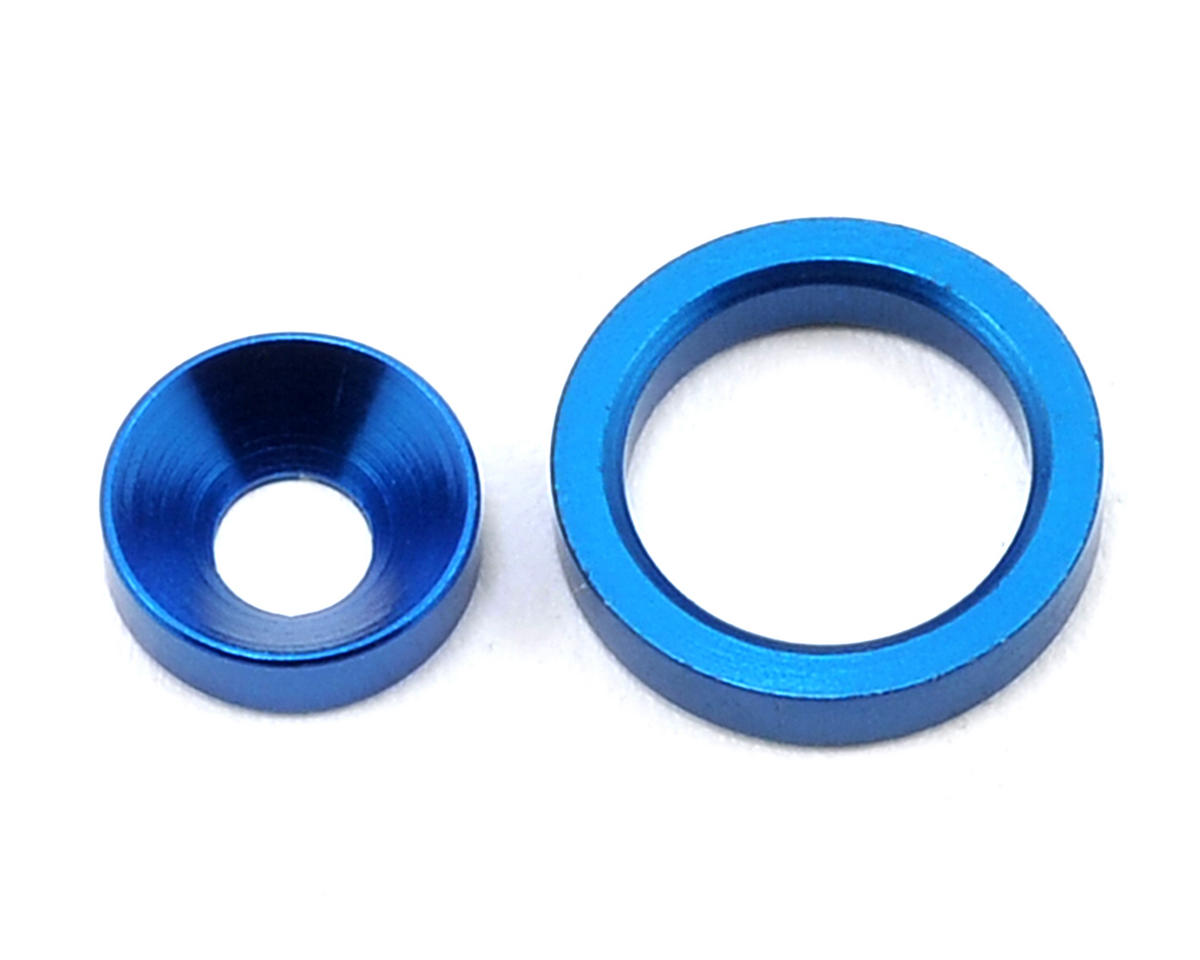 Team Associated TC6.2 Servo Support Ring & Washer Set