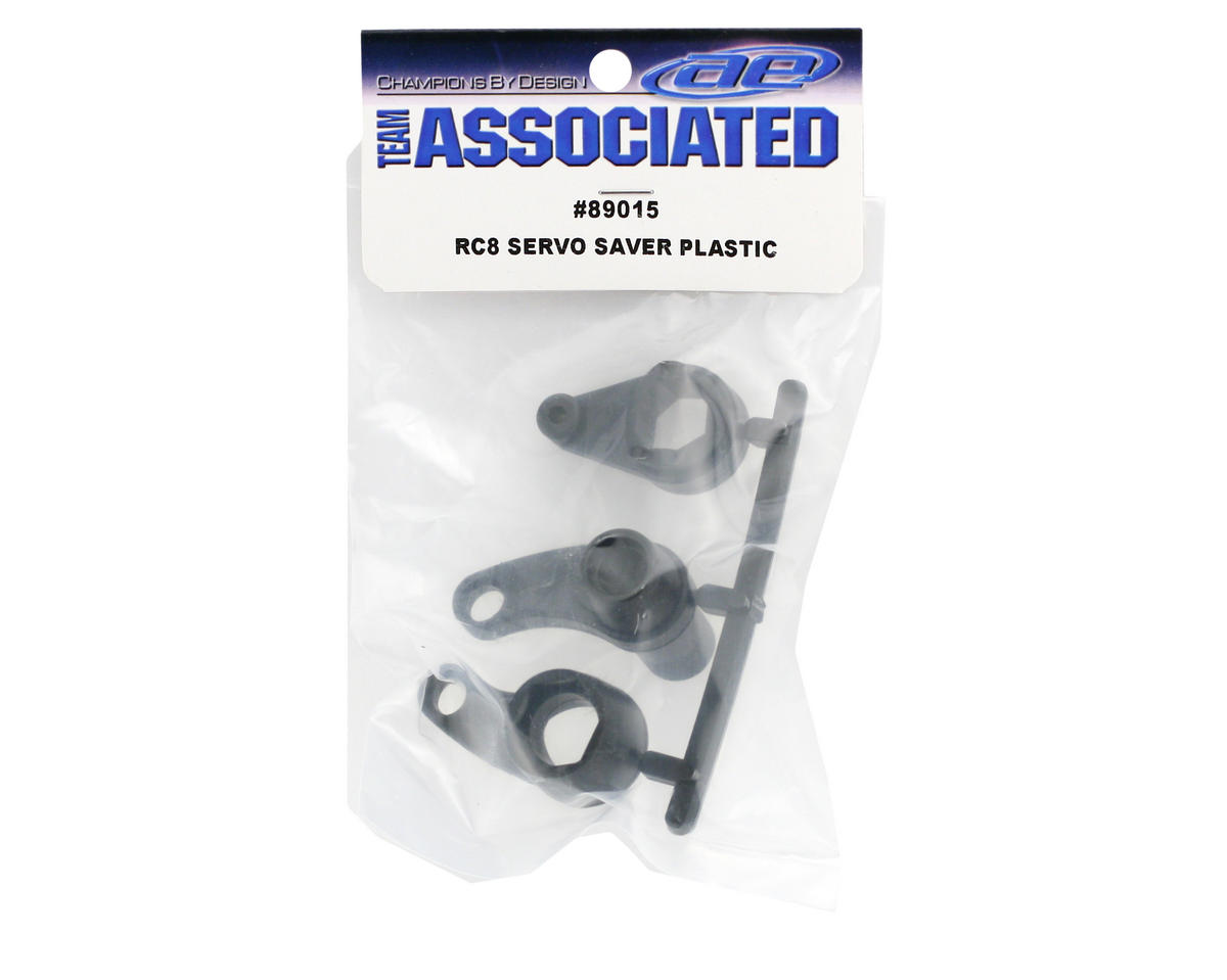 Team Associated Servo Saver Plastic (RC8)