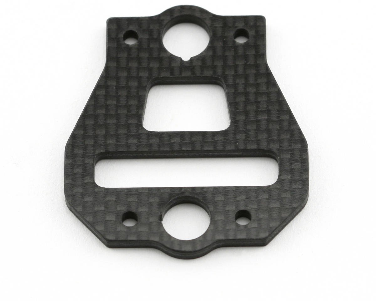 Center Bulkhead Plate (RC8) by Team Associated