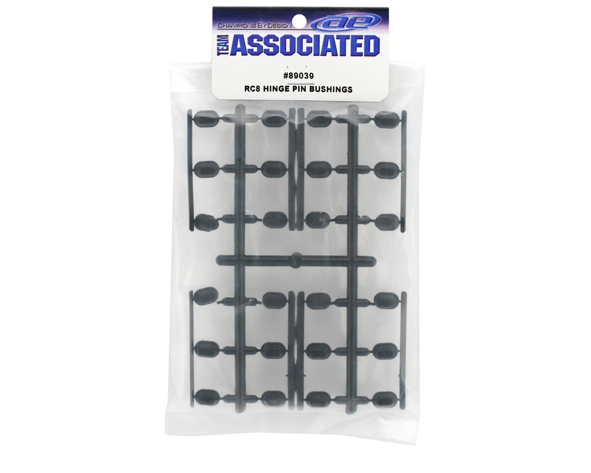 Team Associated Hinge Pin Bushings (RC8)