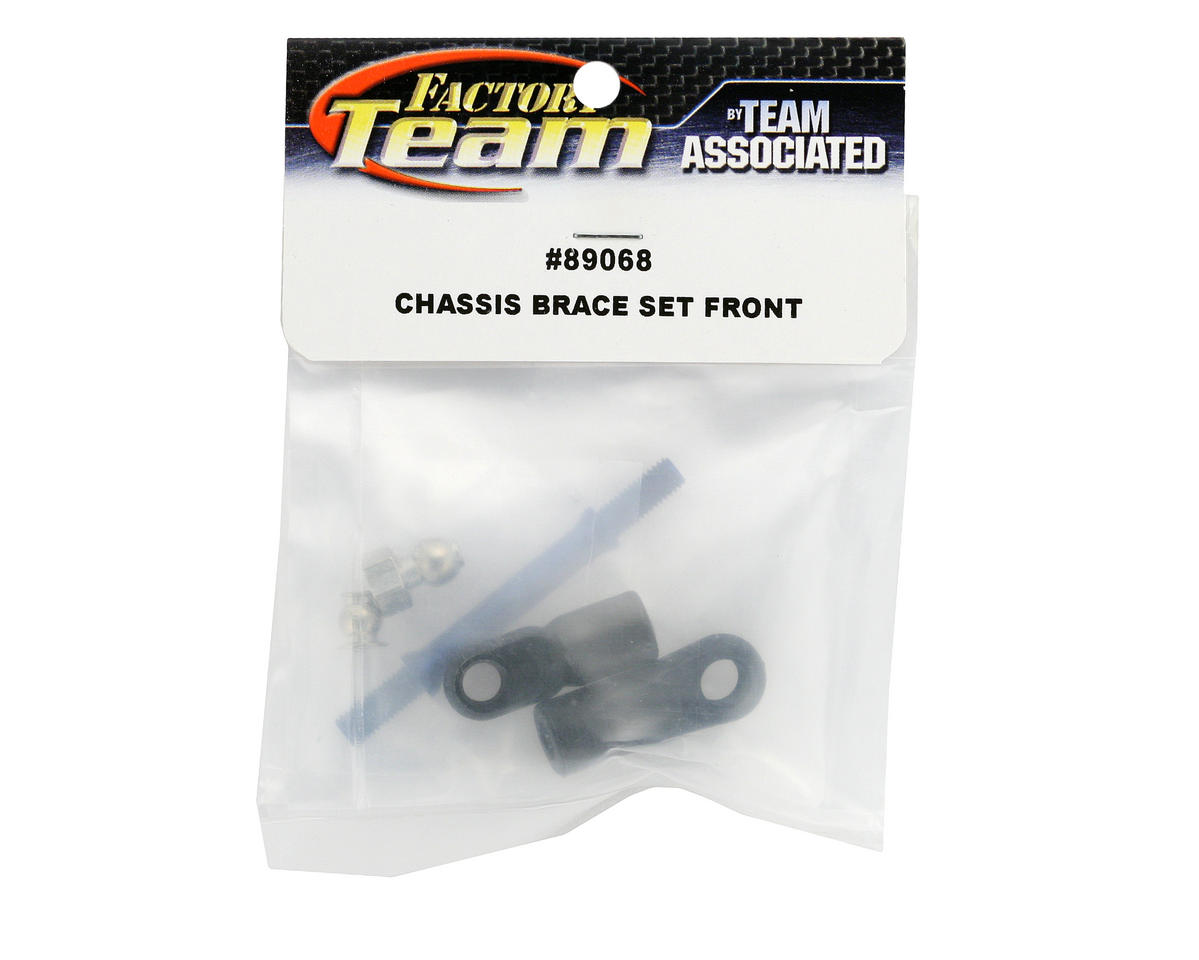 Team Associated Chassis Brace Set (Front) (RC8)