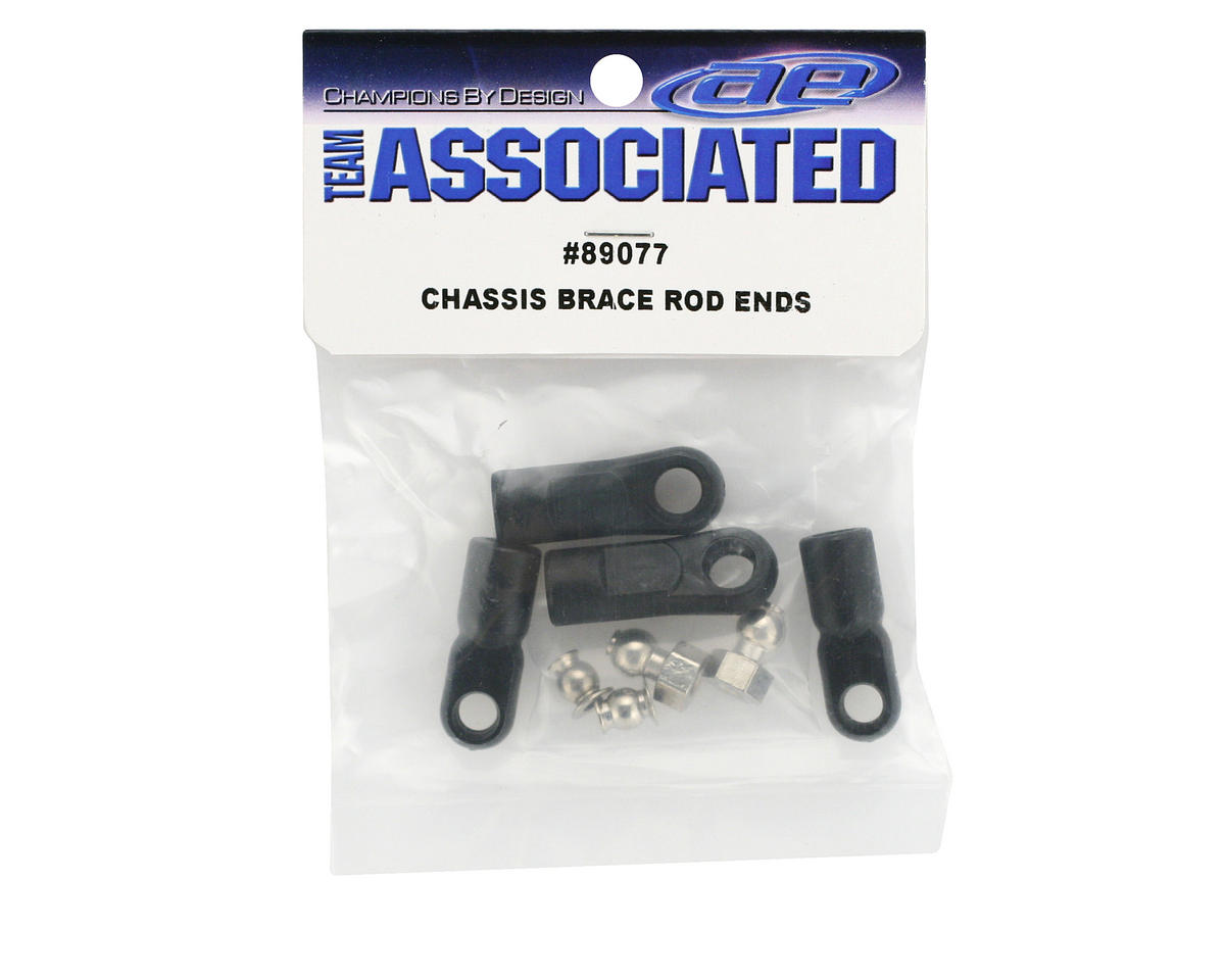 Team Associated Chassis Brace Rod Ends