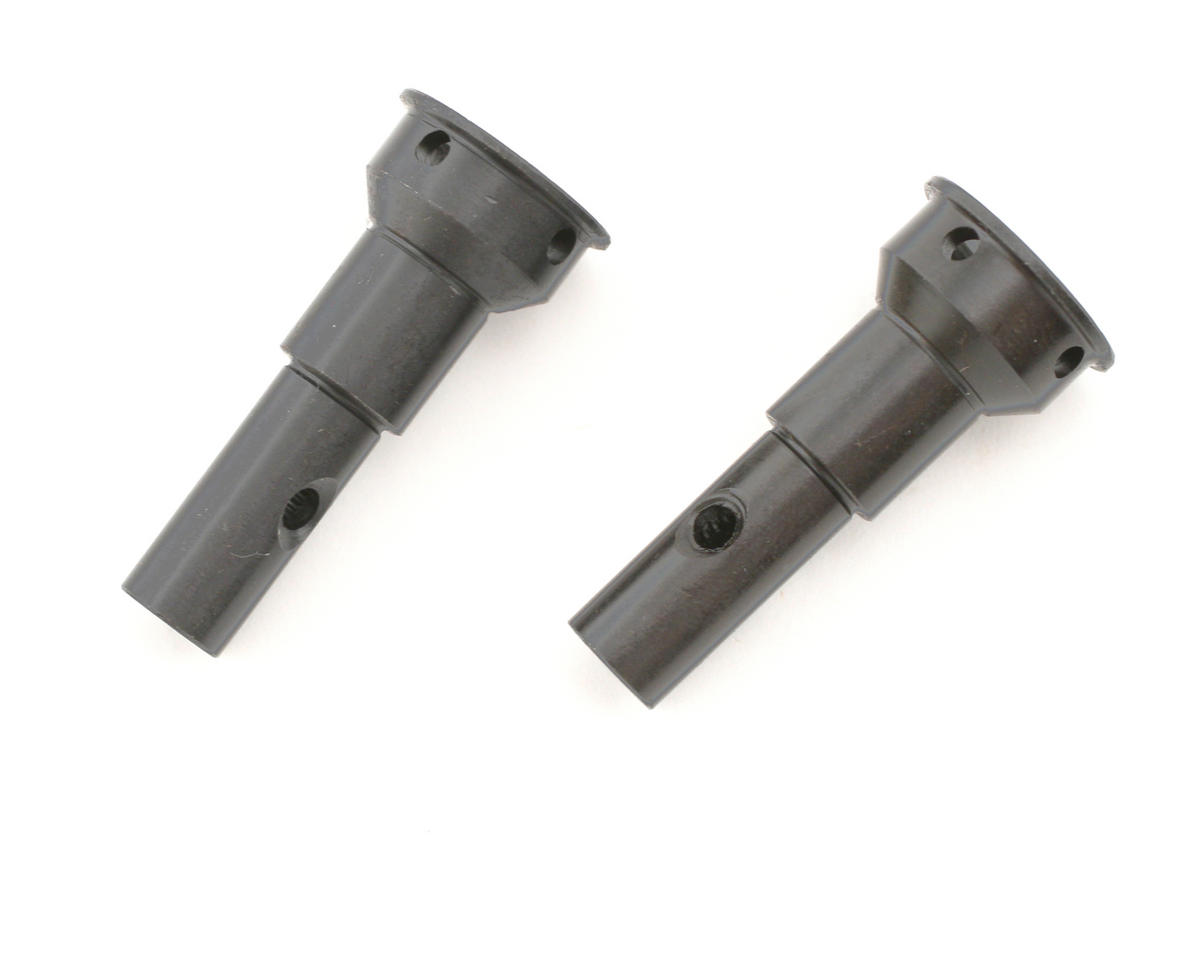 Front CVA Axle (RC8) (2) by Team Associated