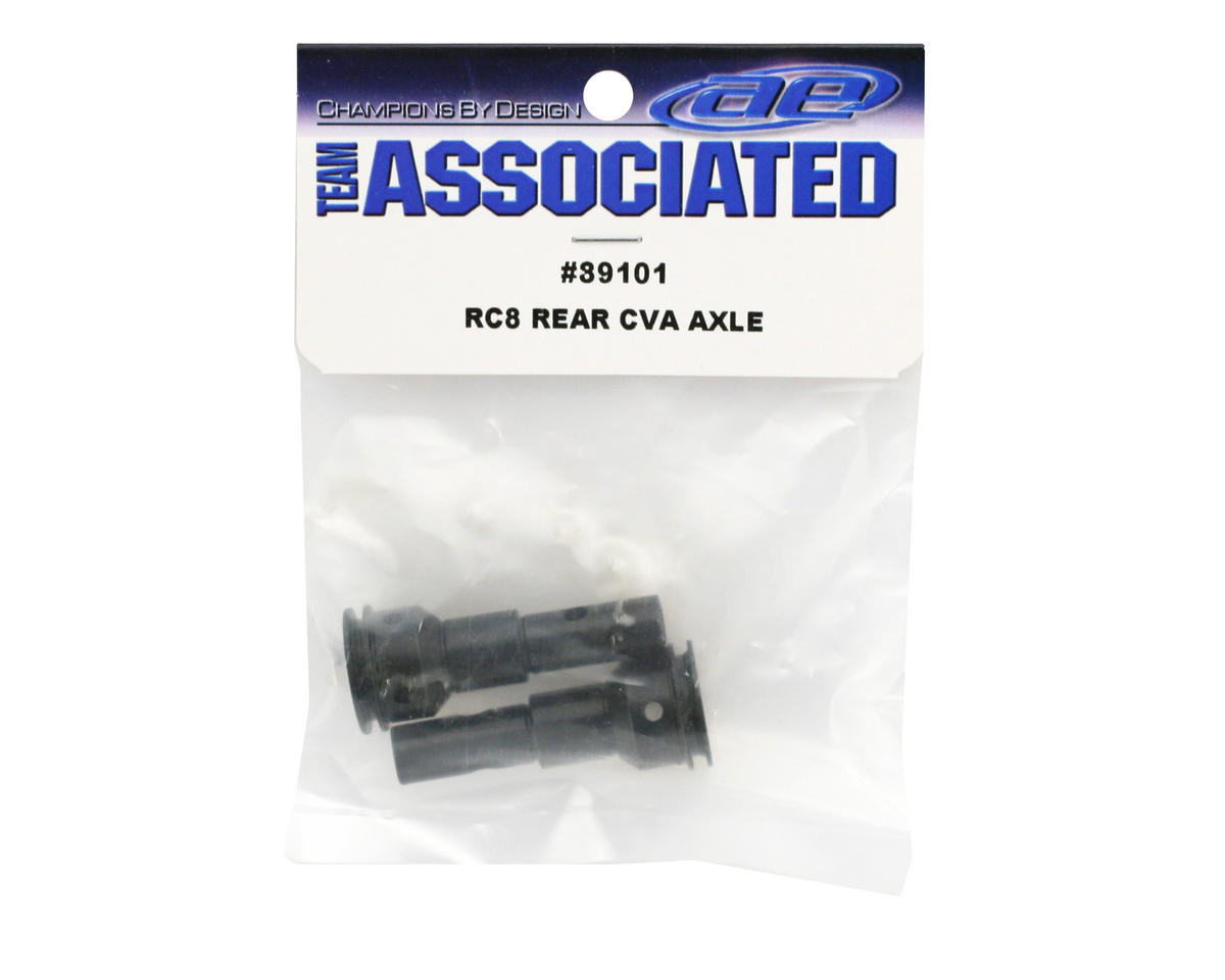 Team Associated Rear CVA Axle (RC8) (2)