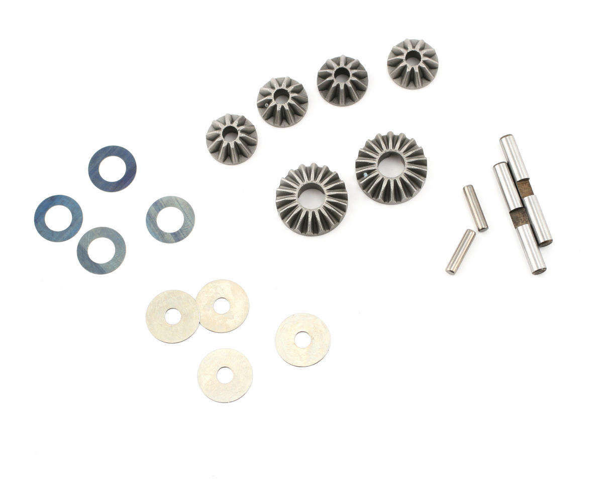 Team Associated RC8 Differential Gears, Washers, and Pins (RC8)