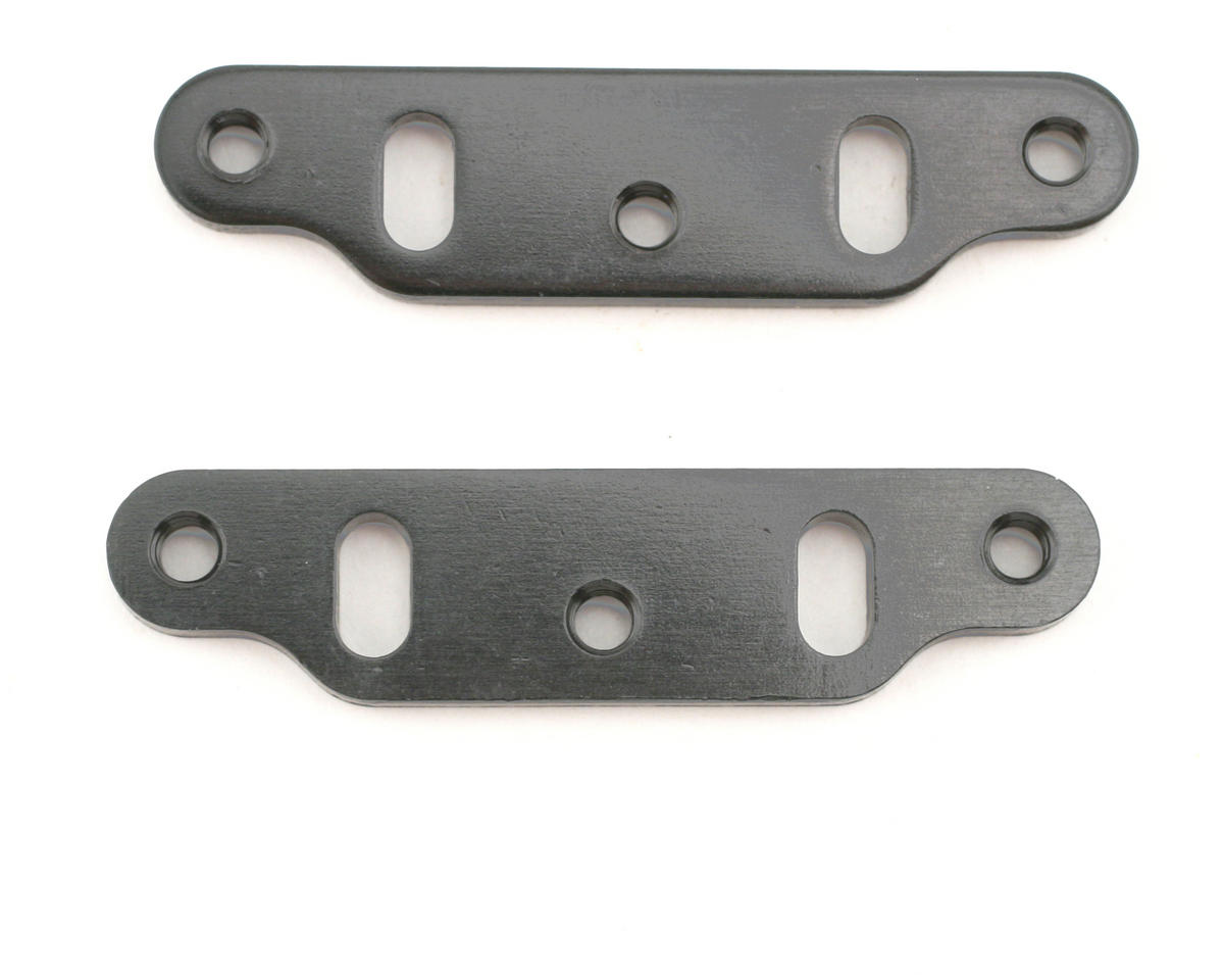 Team Associated Engine Mount Plates (RC8) (2)