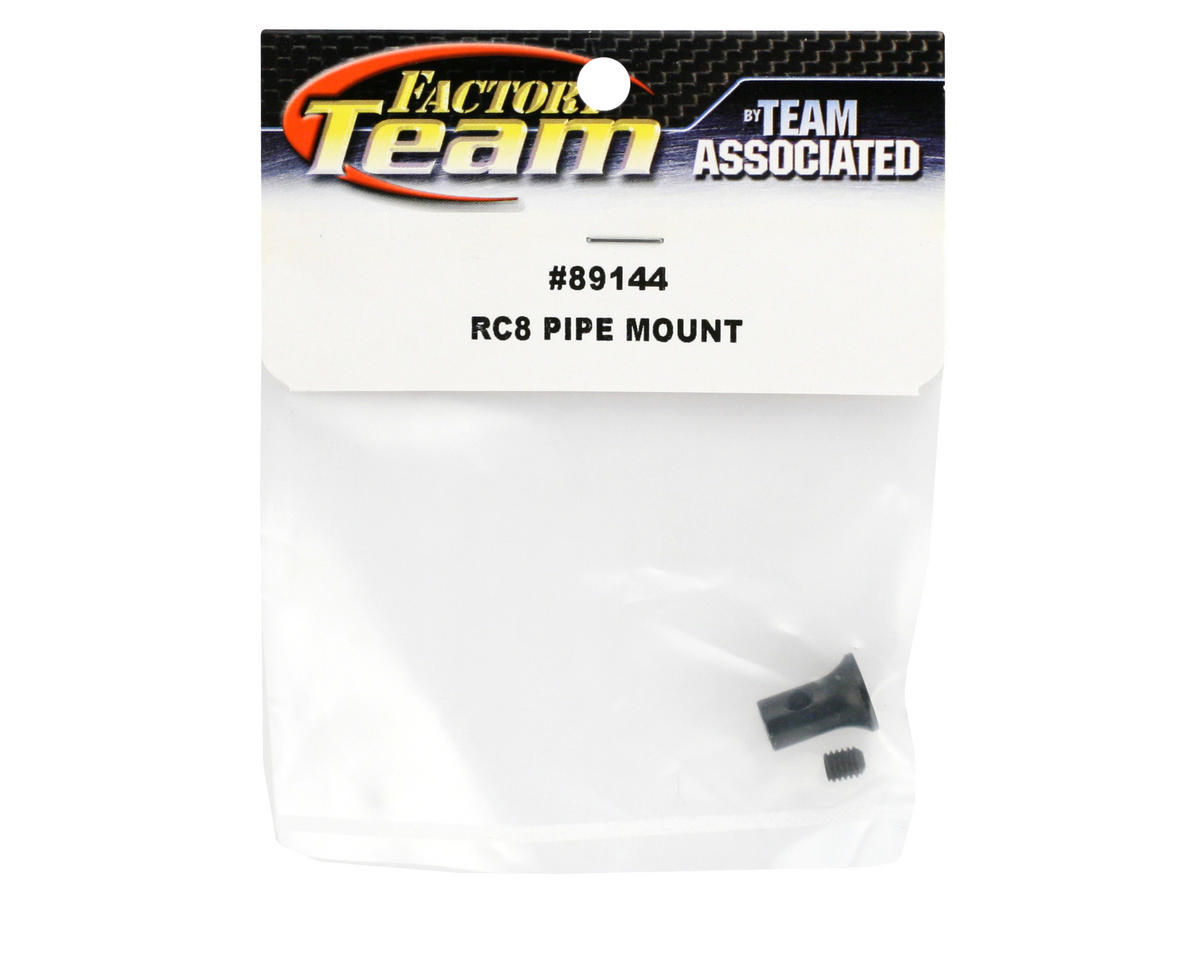 Pipe Mount (RC8) by Team Associated