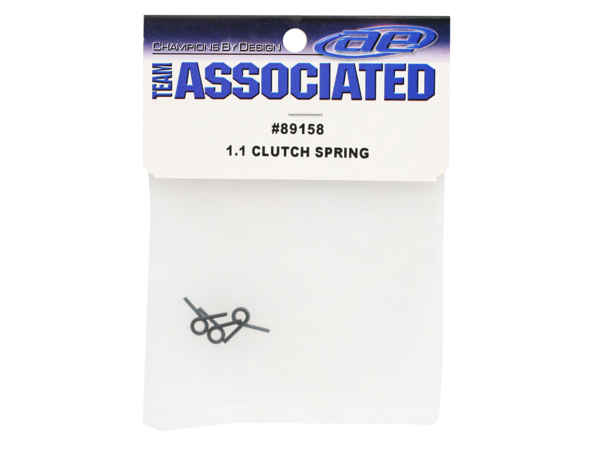 Team Associated Clutch Springs 1.1 (RC8) (3)