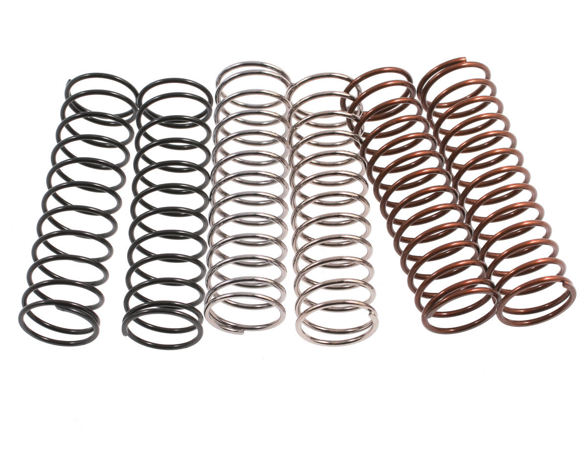 Team Associated Front Spring Set: RC8