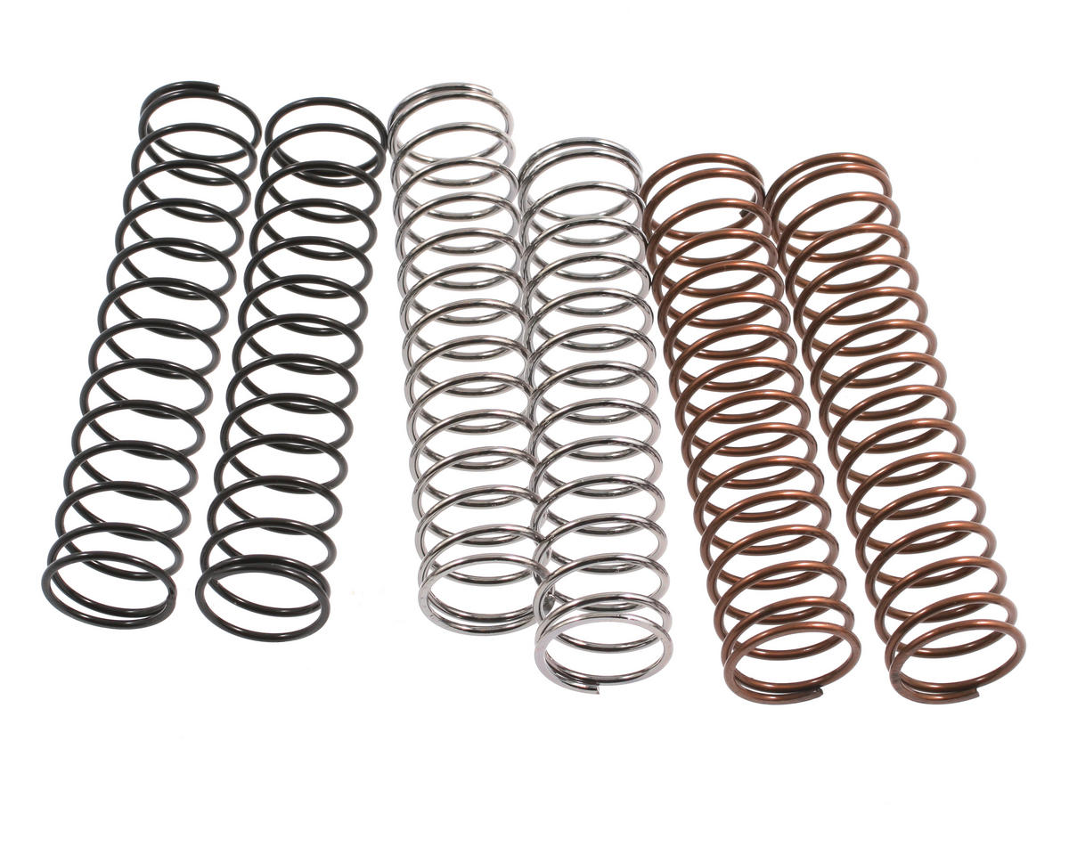 Team Associated Rear Spring Set: RC8