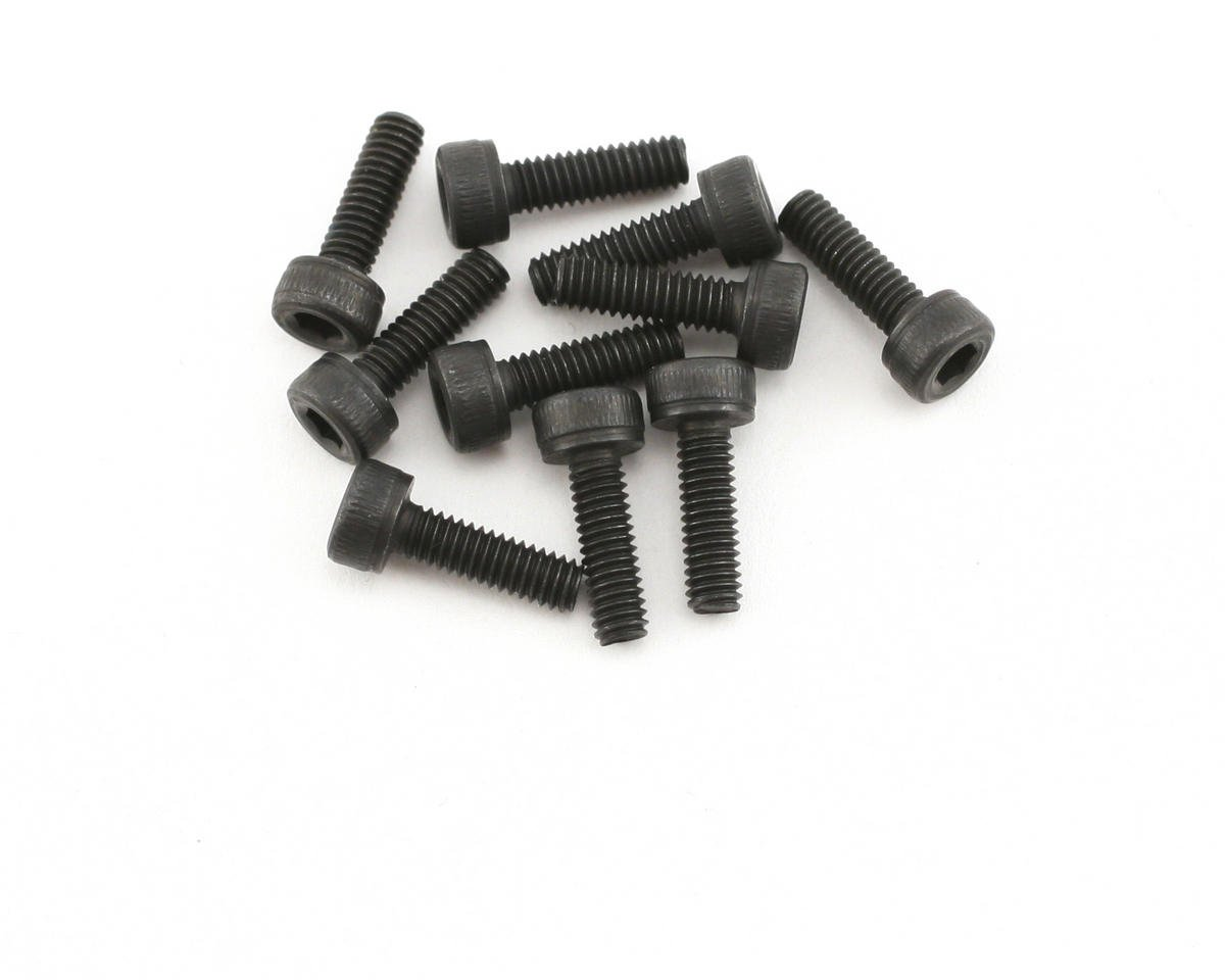 Team Associated 2.5x8mm SHC Screws (10)