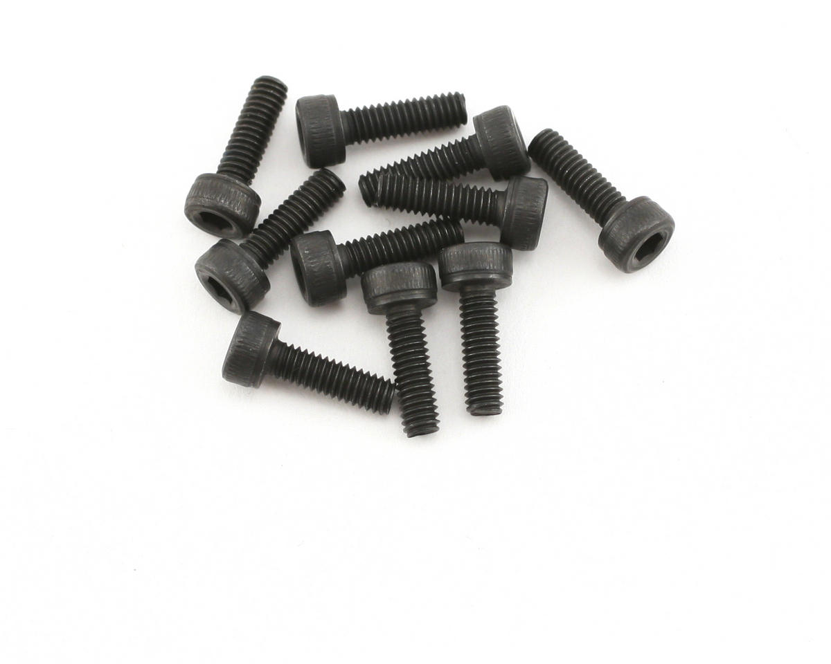 2.5x8mm SHC Screws (10) by Team Associated