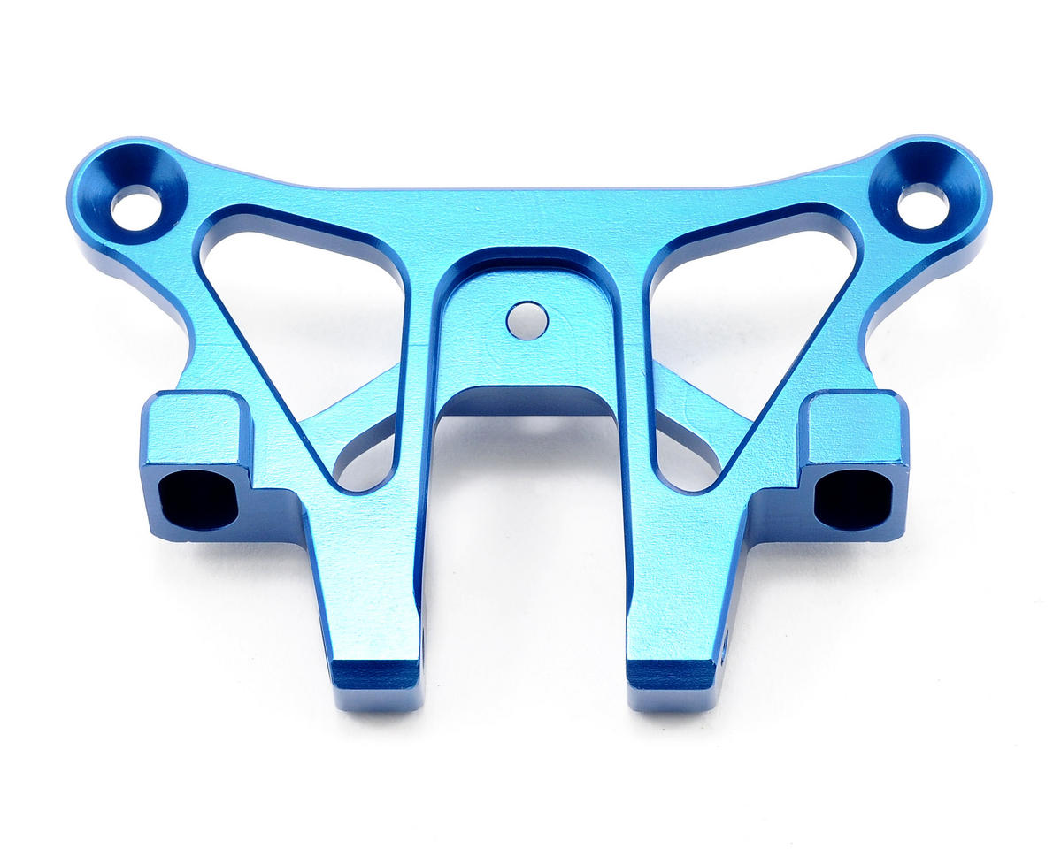 Team Associated Aluminum Factory Team Top Plate (Blue)