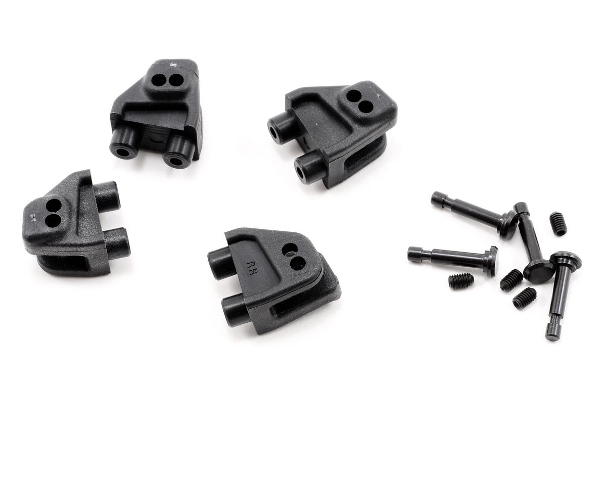 Image 1 for Team Associated RC8T Shock Riser & Pin Set