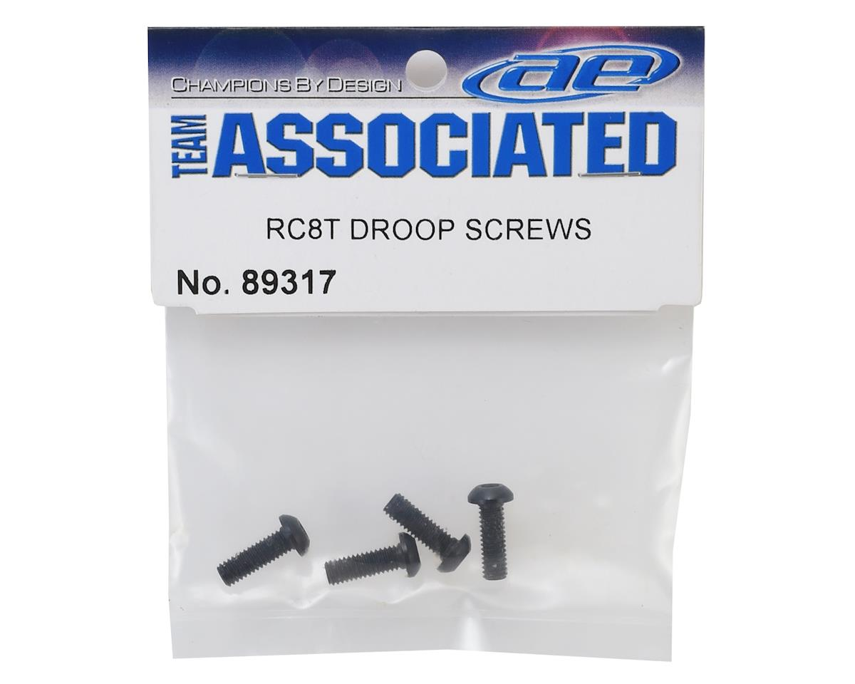 Team Associated RC8 Droop Screw (8)