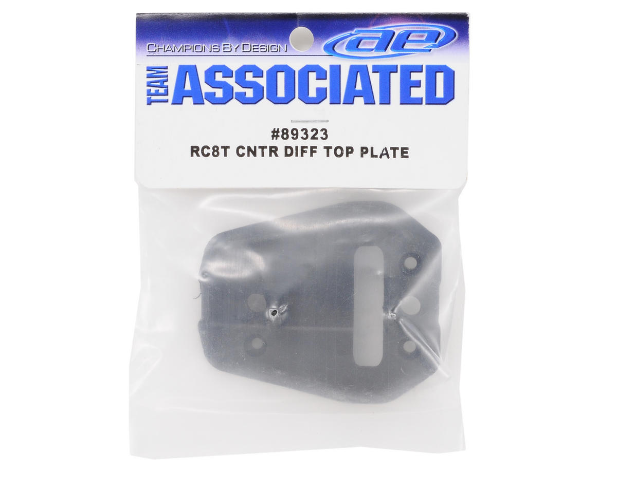 Team Associated Center Differnetial Top Plate