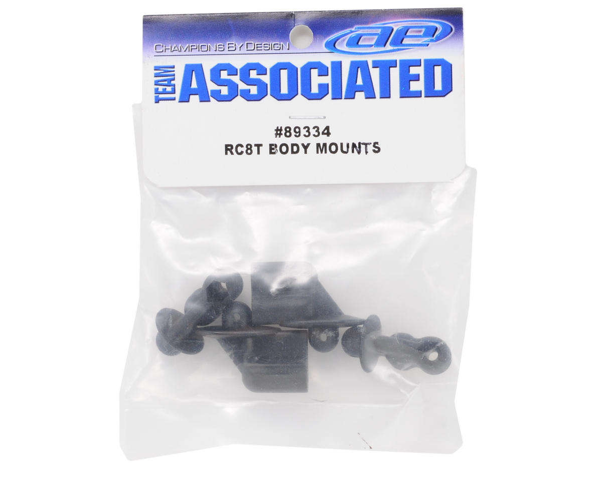 Team Associated RC8T Body Mount Set
