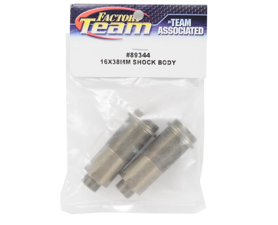 Team Associated 16x38mm Shock Body (2)