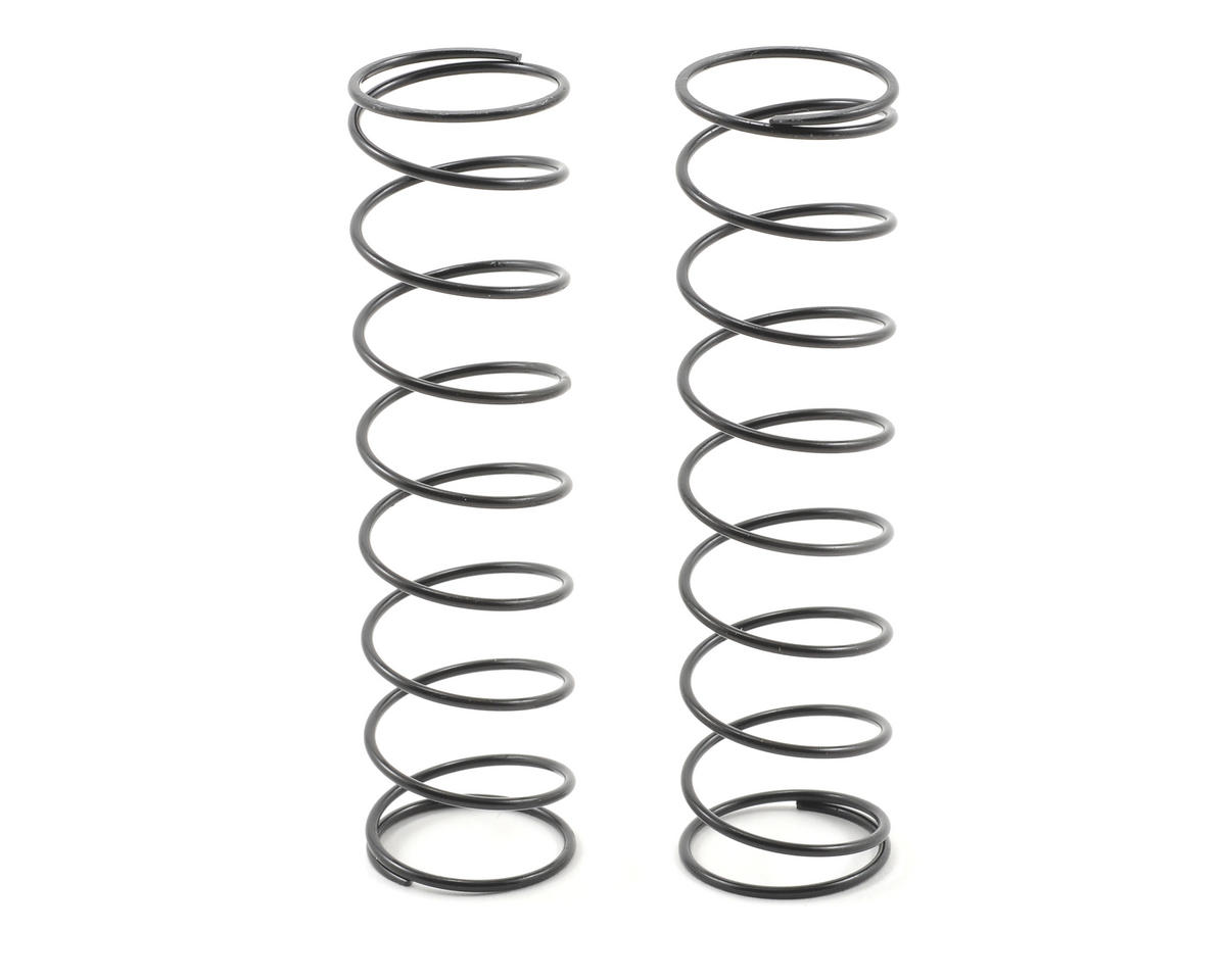 Team Associated 16x38mm Rear Spring Set (Black) (2)