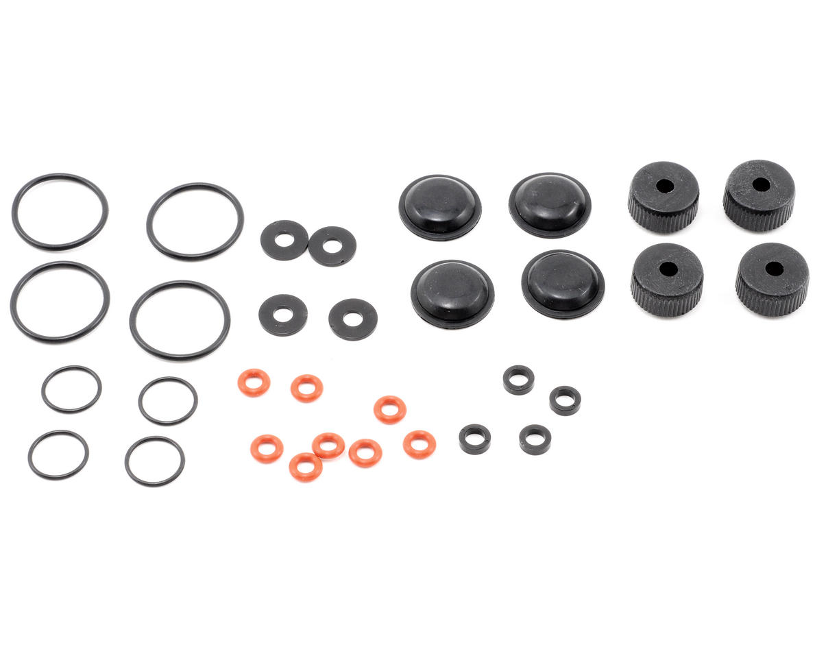 Team Associated SC8 16mm Shock Rebuild Kit