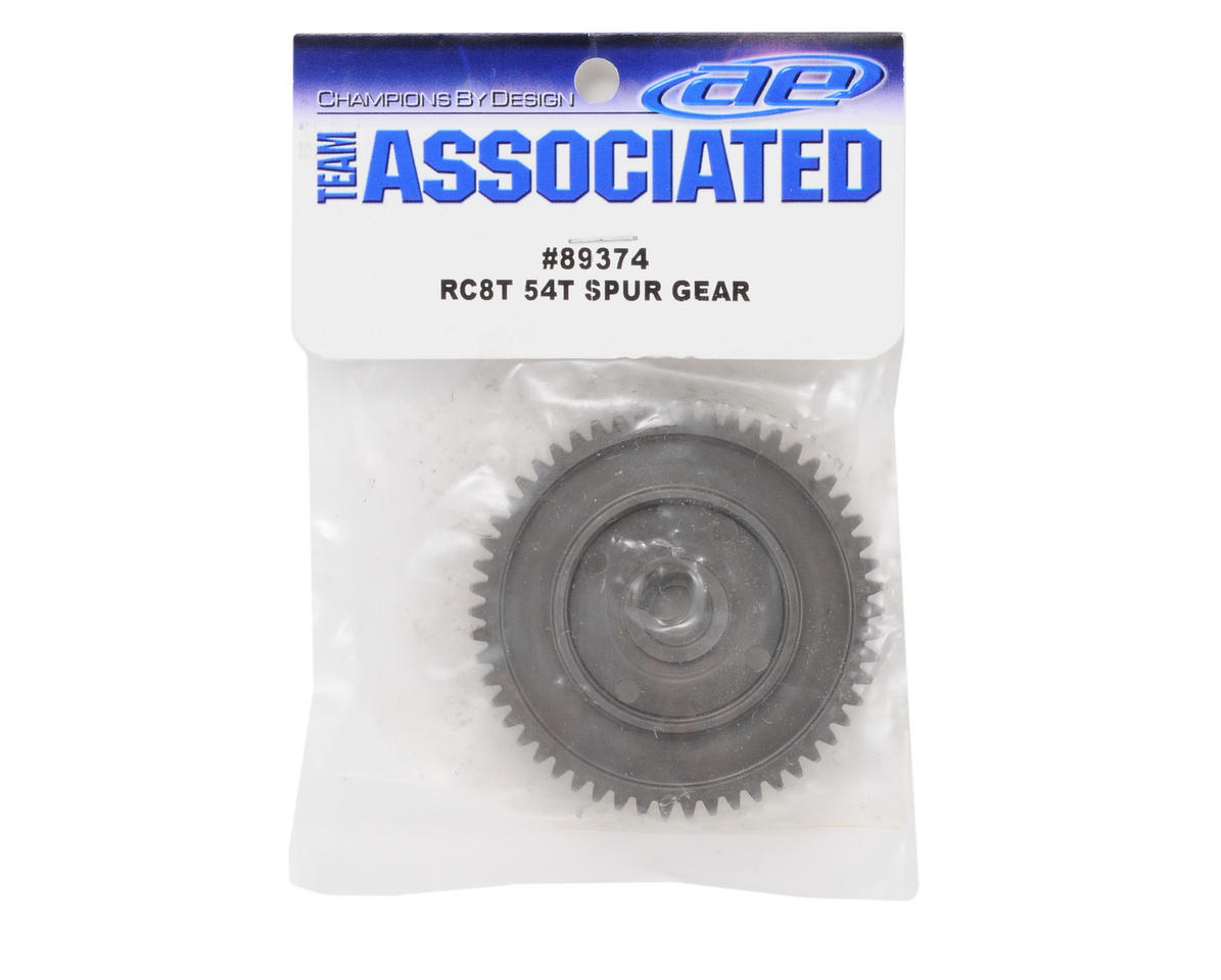 Team Associated RC8T Spur Gear (54T)