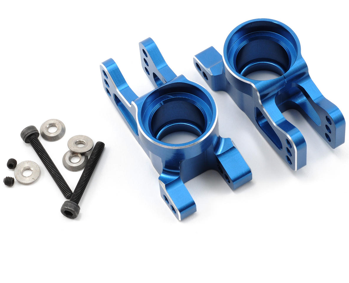 Team Associated SC8.2e Factory Machined Rear Hub Carriers
