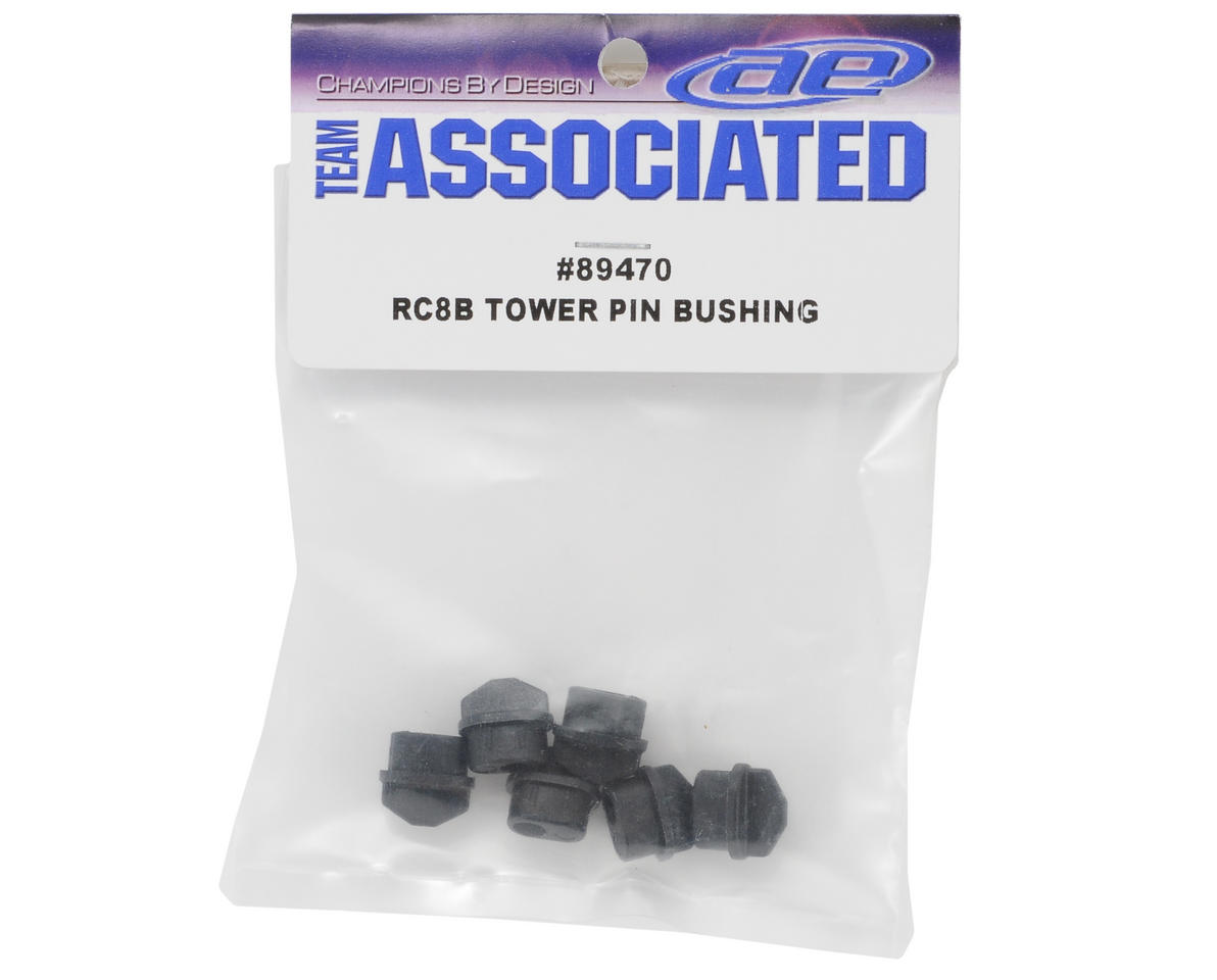 Shock Tower Pin Bushing by Team Associated