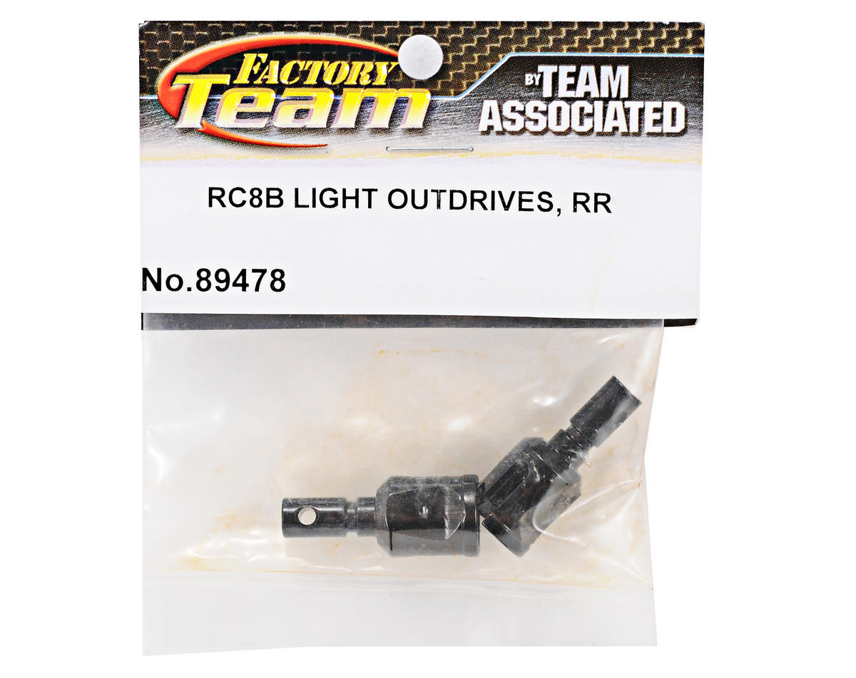 Team Associated Light Rear Differential Outdrive Set (2)