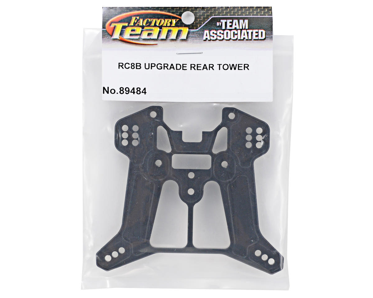 Team Associated Upgraded Rear Shock Tower