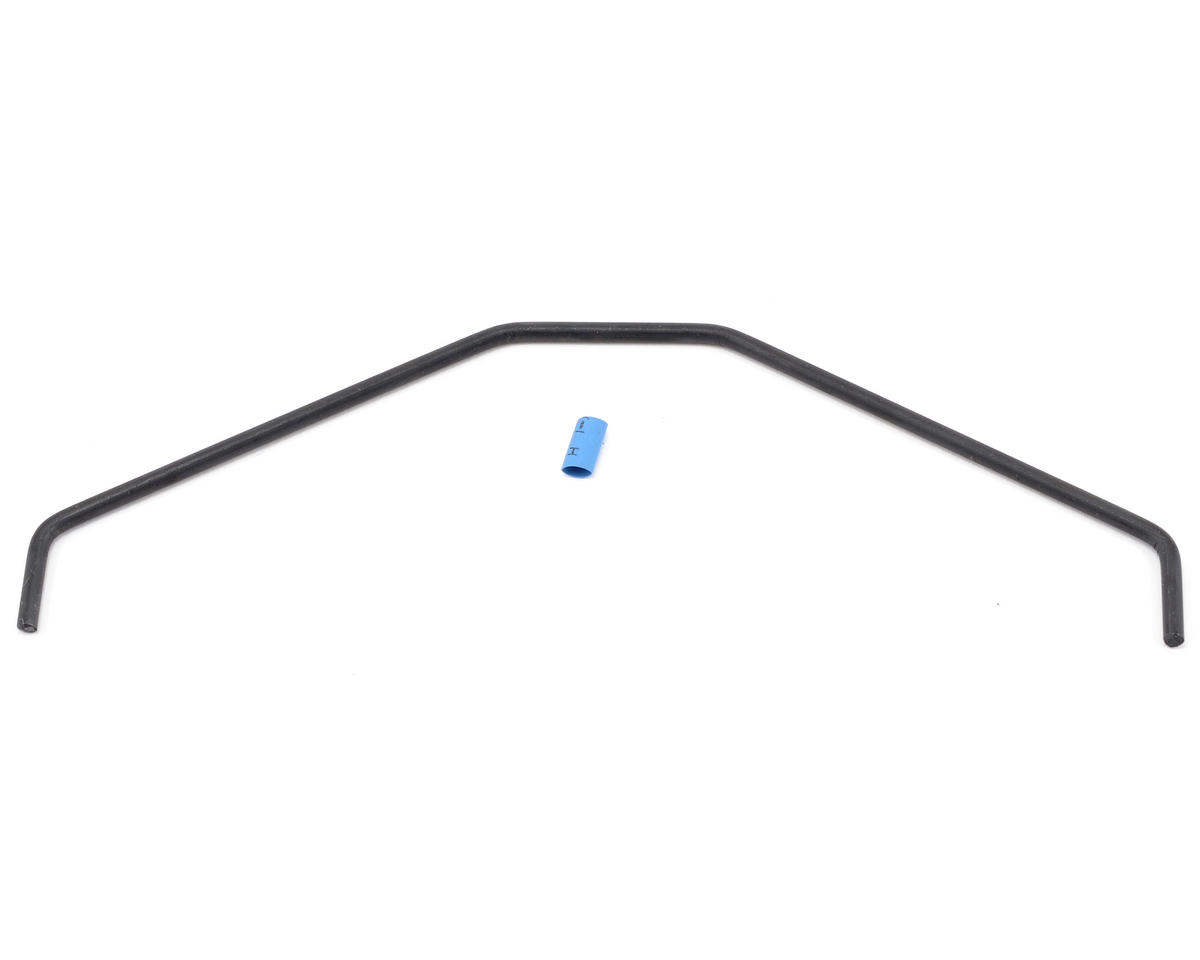 Team Associated 2.7mm Rear Swaybar (Blue)