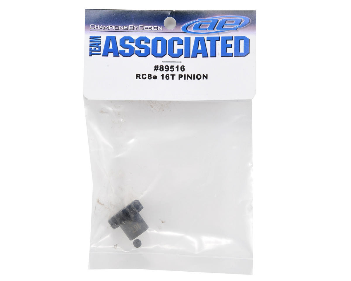 Team Associated Mod1 Pinion Gear w/5mm Bore (16T)