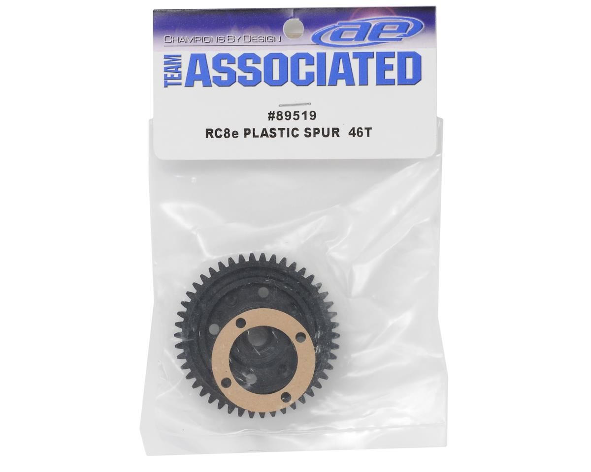 Team Associated Plastic Spur Gear (46T) (e-Conversion)