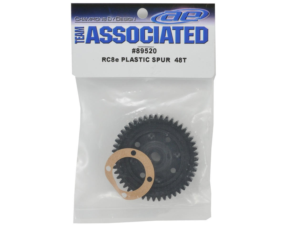Team Associated Plastic Spur Gear (48T) (e-Conversion)