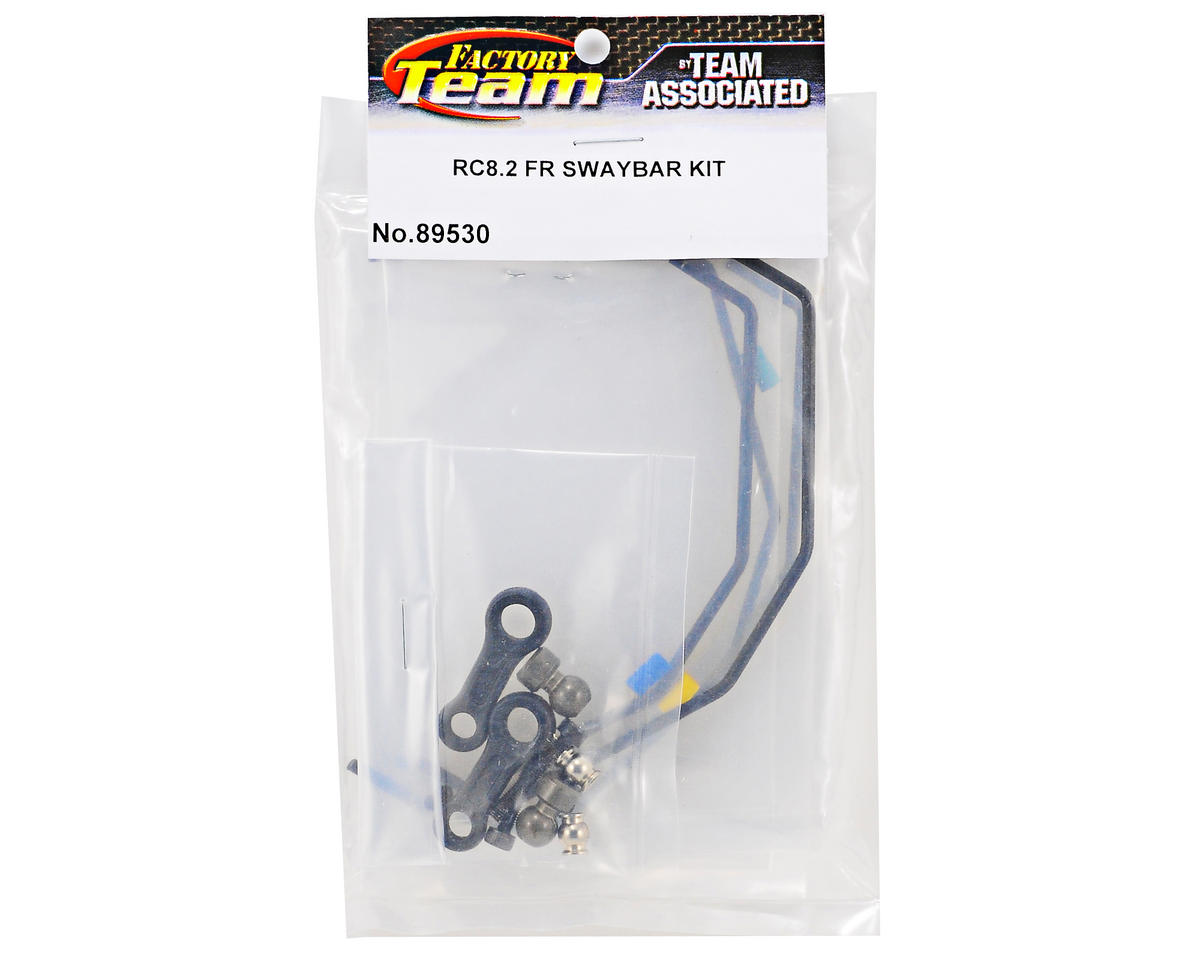 Team Associated Front Swaybar Kit (RC8.2)