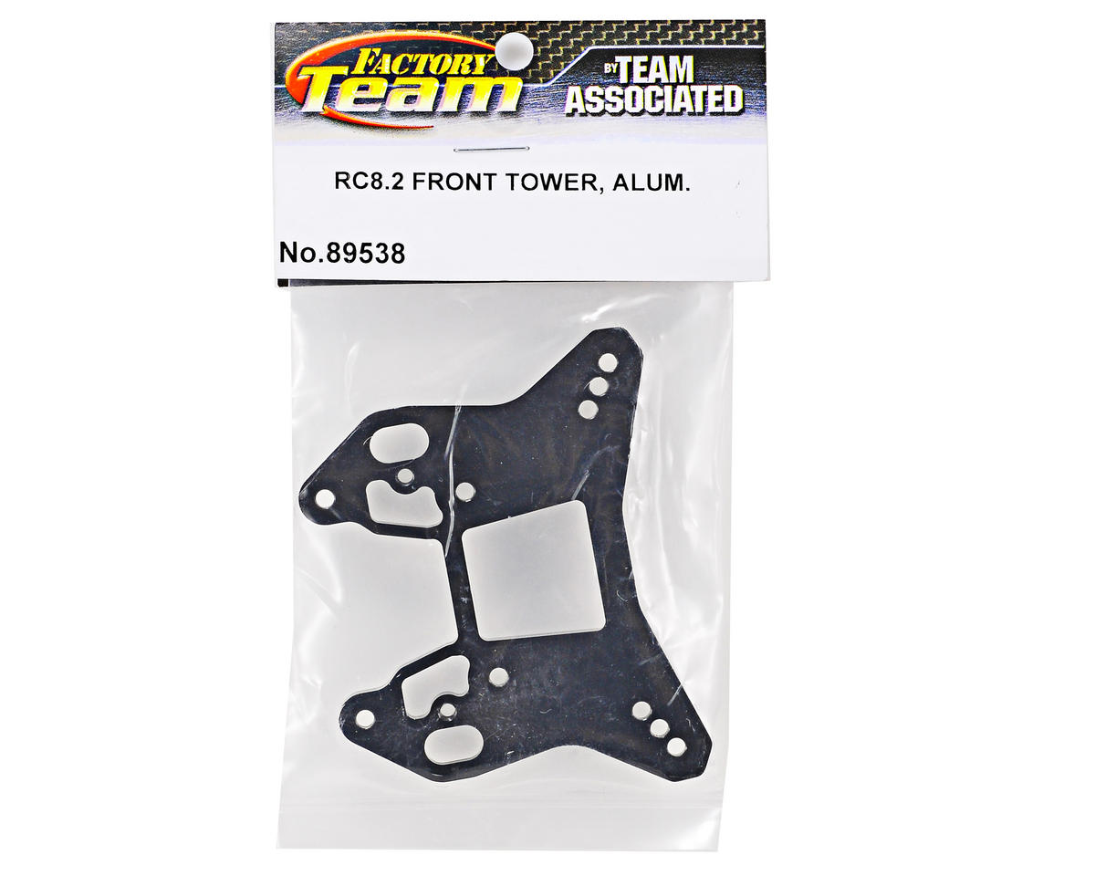 Team Associated Aluminum Front Shock Tower (RC8.2)