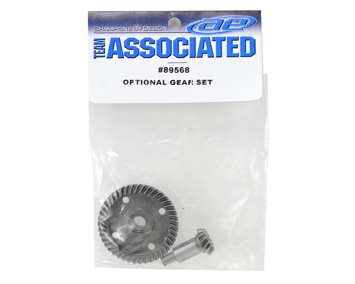 Team Associated Differential Gear Set (Updated)
