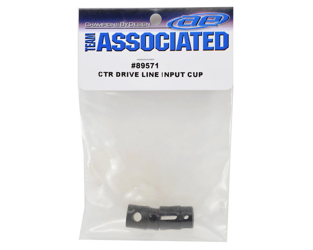 Team Associated Center Drive Line Input (2)